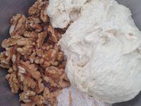 Pain aux noix - 1ère levée