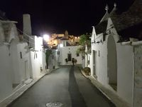 Et Alberobello de nuit !