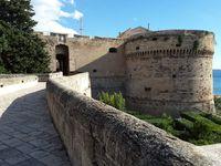 Le château aragonais