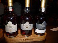 Visite de Graham's à Porto