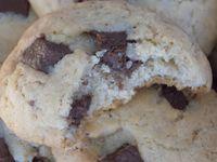 Cookies noisettes et chocolat au lait