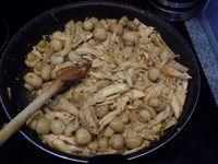 Cassolettes de poulet dukan