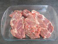 Côtes de porc pimentées barbecue