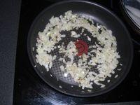 Poêlée de haricots plats et colin dukan
