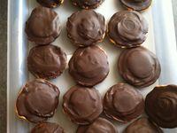 Pim's chocolat framboise