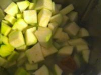 Soupe aux fânes et tiges de fenouil &quot&#x3B;thermomix&quot&#x3B; Dukan