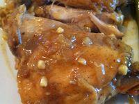 Vindaloo de poulet Dukan