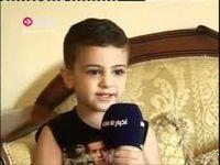 L'enfant qui parle toujours l'arabe littéraire