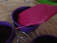 Moelleux chocolat framboises citron vert