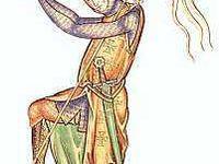 Itinéraire de la 4ème croisade . Les vénitiens détournent la Croisade vers Constantinople.Siège et Prise de Constantinople. Croisé en prière.