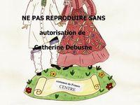 Les dessins originaux pour les Grands Sujets en porcelaine de PRIME