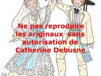 Mes petits Mariés de France...