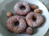 Donuts faciles et rapides, sans levée