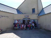 Visite au marais de Carentan pour les CP/CE1