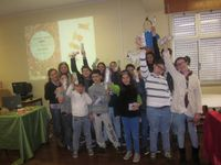 Project SOBE (oral health at school libraries)