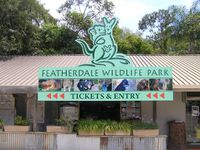 Featherdale Wildlife Park <3