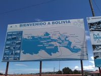 Frontière bolivienne
