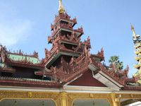Les temples de la terrasse