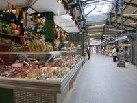 Le marché l'Olive