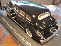 Atelier : La Cadillac traveling 2 (carrosserie)