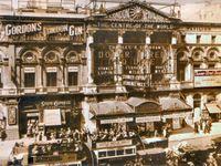 LONDON PAVILION sur Piccadilly Circus Théâtre