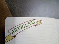 Là, je me suis fais plaisir pour le titre de janvier (inspiration sur pinterest et ensuite je fais simple.