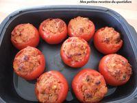 recette de tomates farcies à l'ancienne