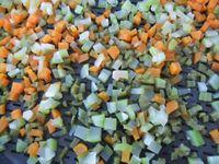 cake apéritif lardons légumes cumin thermomix ou non