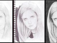 Sarah Michelle Gellar &amp&#x3B; l'art graphique