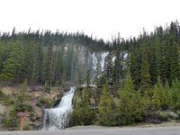 Canada, suite: grizzlis, glaciers et lacs gelés...