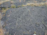 Les pétroglyphes