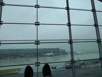 C'est beau l'aéroport!
