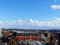 Photos de Glasgow et du ciel ! Si on est pas gatés par la météo quand même !