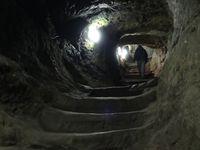 St Andrews Castle : il y a aussi une prison en forme de bouteille, on jetait les prisonniers par le goulot. Le clergé ? Des gens à la cool...