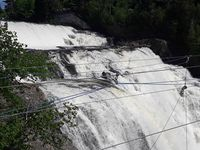 Photos de Nathalie : chutes de Montmorency