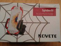 Support téléphone de bicyclette Novete SpiderM