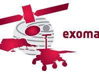 Arrivé de la Mission EXOMARS depuis la cité de l'Espace à Toulouse