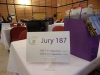 Ambiance concours - Lyon