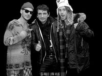 Dj Paulo Lima Vias with Shannon Leto / Jared leto ( 30 Second To Mars )