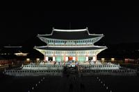 Les visites nocturnes des Palais de Séoul.