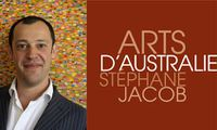 Le blog de la galerie Arts d'Australie • Stéphane Jacob, Paris