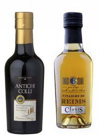 Vinaigre Clovis... Les gagnants sont...