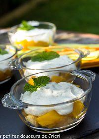 Tiramisu pêche abricot léger... La cuisine du placard