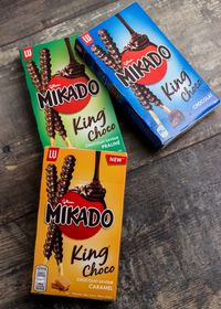 Mikado king choco #The Winners are...