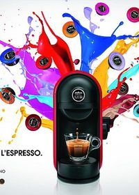 Minù de Lavazza, la mini machine pour un grand espresso italien