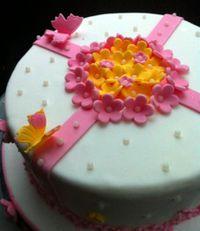 Comment recouvrir un gâteau de pâte à sucre - Vidéo