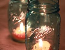 Passion des Mason Jars...