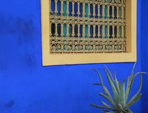 L'Instant Photo #2: Bleu Majorelle