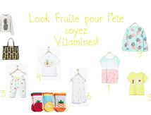 Shop list tendance #14: Look fruité