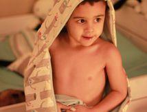 Sortie de bain XXL, Little Prince